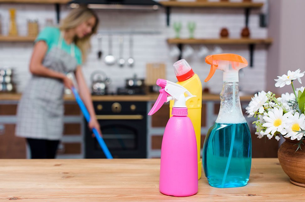 HOUSE CLEANING SERVICES IN SAN MATEO